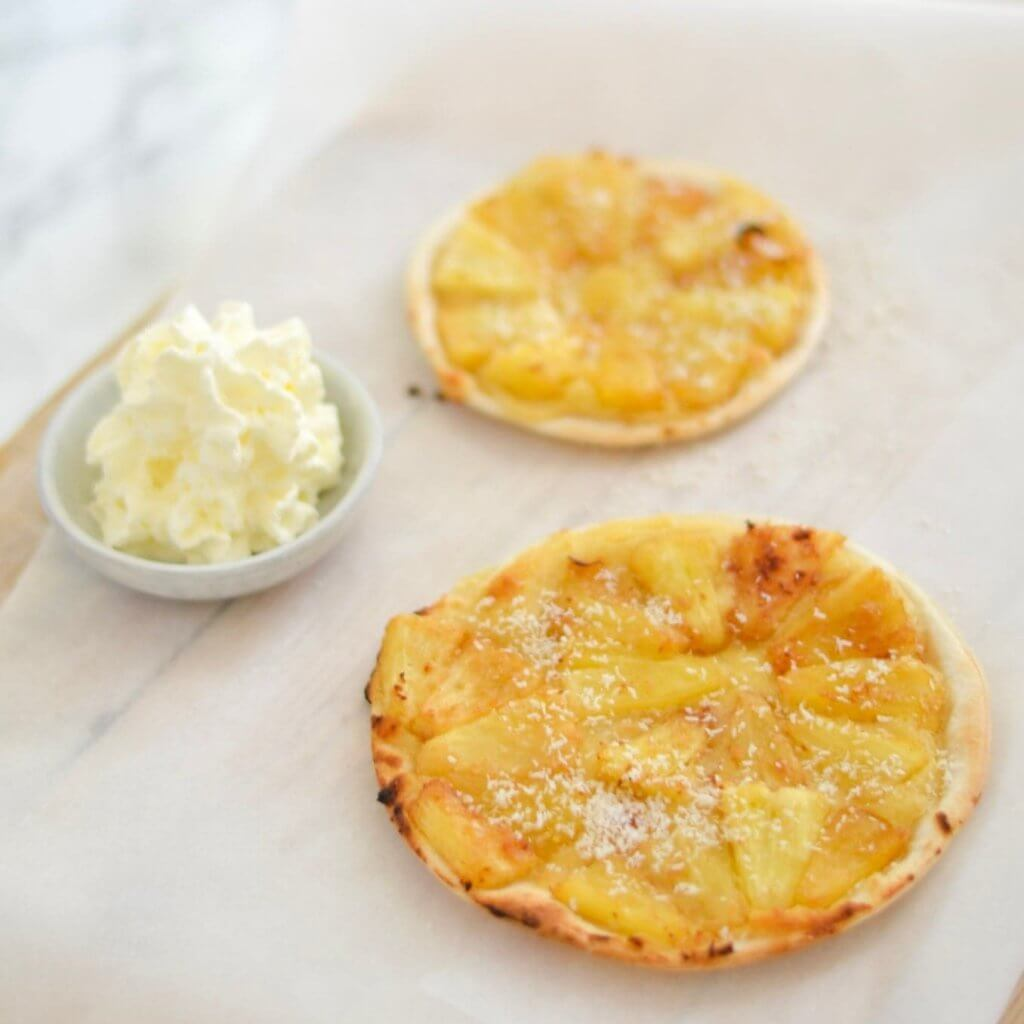 Ananas taartjes