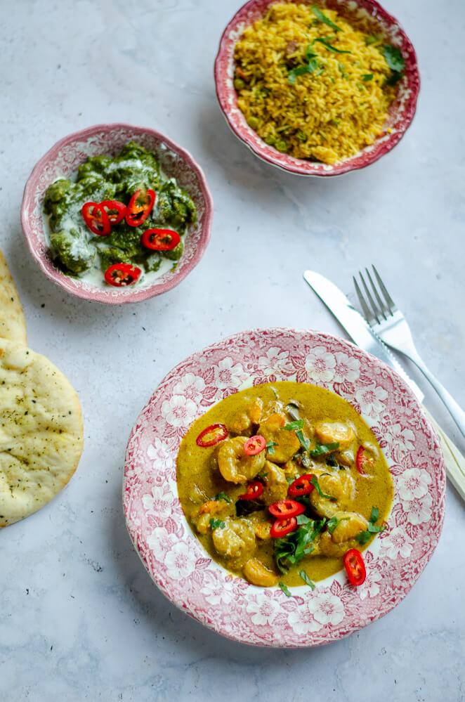 Granalen curry