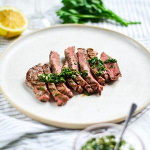 biefstuk met chimichurri