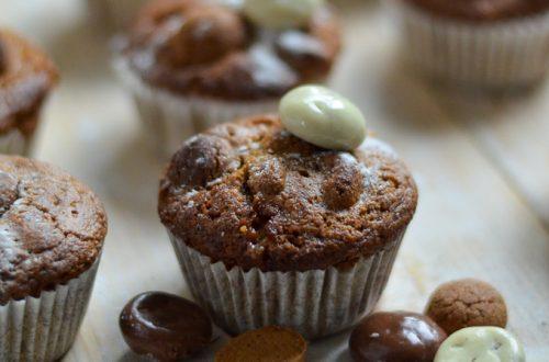 pepernoten muffin