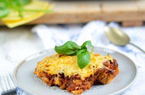 quarantaine lasagne