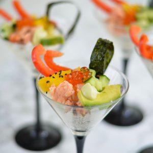 sushi cocktail