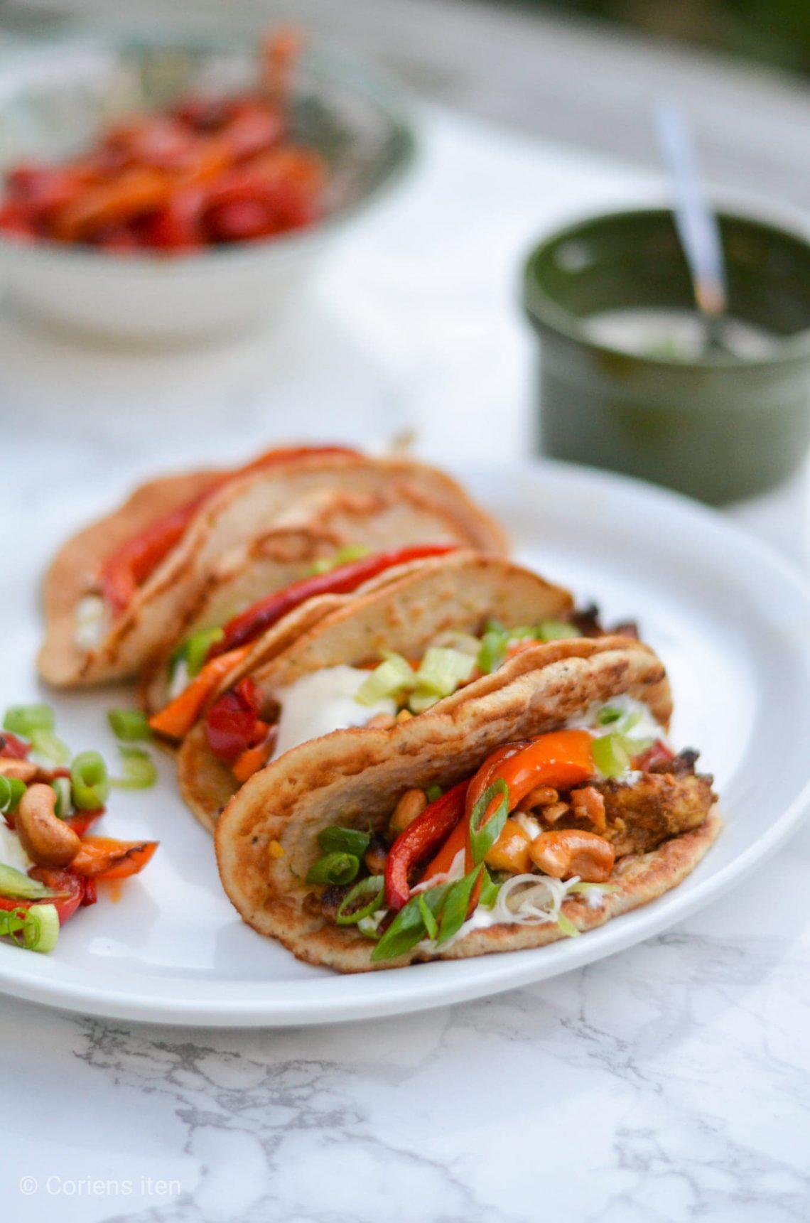 tandoori wraps