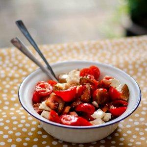 Tomatensalade met feta